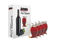 Living & Giving Port Sipper Set of 4