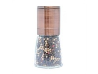 Living & Giving Dishy Classic Gourmet Pepper Mill Copper