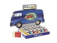 Living & Giving VW Van Key Ring Assorted Colours