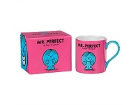 Living & Giving Mr Perfect Colurful Mug