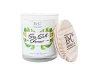 Living & Giving Banks & Co Summertime Sea Salt & Coconut Candle 700g