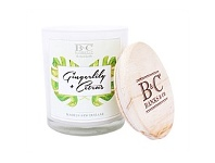 Living & Giving Banks & Co Summertime Gingerlily & Citrus Candle 700gm