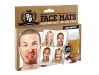 Living & Giving Face Mats Game