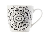 Living & Giving Maxwell & Williams Mindfulness Mug Mandala 470ML