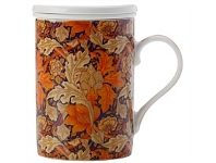 Living & Giving Maxwell & Williams Morris Acanthus Infuser Mug 350ML