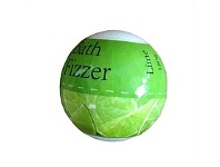 Living & Giving Bath Fizzer Lime 180g