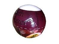 Living & Giving Bath Fizzer Passionfruit 180g