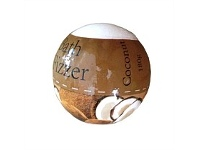 Living & Giving Bath Fizzer Coconut 180g