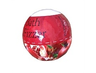 Living & Giving Bath Fizzer Pomegranate 180g