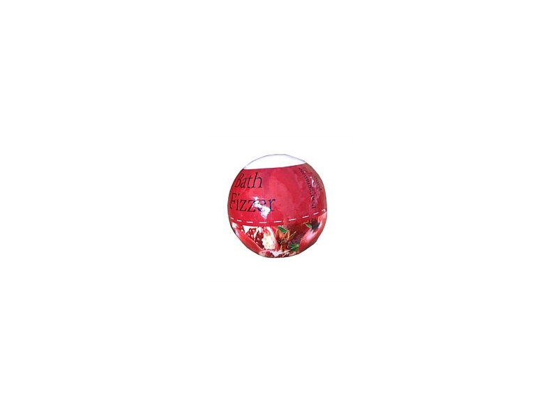 Bath Fizzer Pomegranate 180g