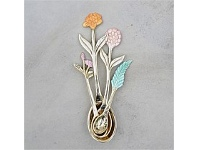 Living & Giving Floralies Measuring Spoons Set of 4