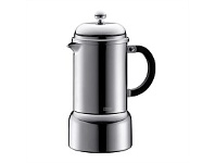 Living & Giving Bodum Stovetop 6 Cup Espresso Maker