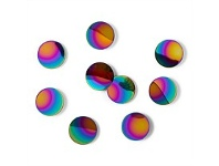Living & Giving Umbra Rainbow Confetti Dots Wall D?cor Set of 10