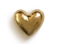 Living & Giving Ceramic Champagne Heart Wall Art 9x8cm
