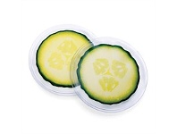 Living & Giving Soothe Cucumber Eye Pads