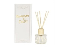 Living & Giving Living Light Dream Diffuser Champagne & Cassis 120ml