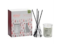Living & Giving The Aromatherapy Co. Chemistry Gift Set Cucumber Mint & Sage