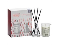 Living & Giving The Aromatherapy Co. Chemistry Gift Set Violet&Basil