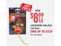 Petstock NZ Jackson Galaxy Cat Toys