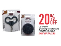 Petstock NZ Le Salon Grooming Tools For Cats