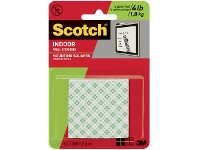 Officeworks Scotch Foam Permanent Mounting Squares 16 Pack
