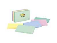 Post-it Notes 76 x 127mm Marseille 5 Pack