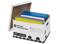 Officeworks Marbig Strong Archive Box 54 Pack