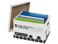 Officeworks Marbig Super Strong Archive Boxes 50 Pack