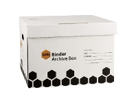 Officeworks Marbig Super Strong Binder Archive Box