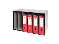 Officeworks Marbig Stor A File Grey