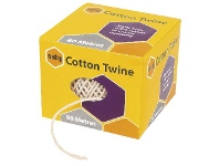 Officeworks Marbig Cotton Twine Ball 80m