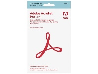 Officeworks Adobe Acrobat Pro 20 Mac Commercial Outright Licence Card