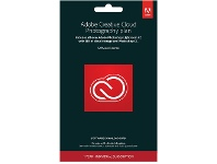 Officeworks Adobe CC Photography Plan 1 Year PC Download