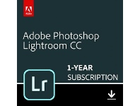 Officeworks Adobe CC Lightroom 1 Year PC Download