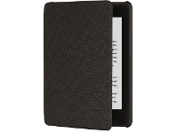 Officeworks Kindle Paperwhite Leather Cover Black