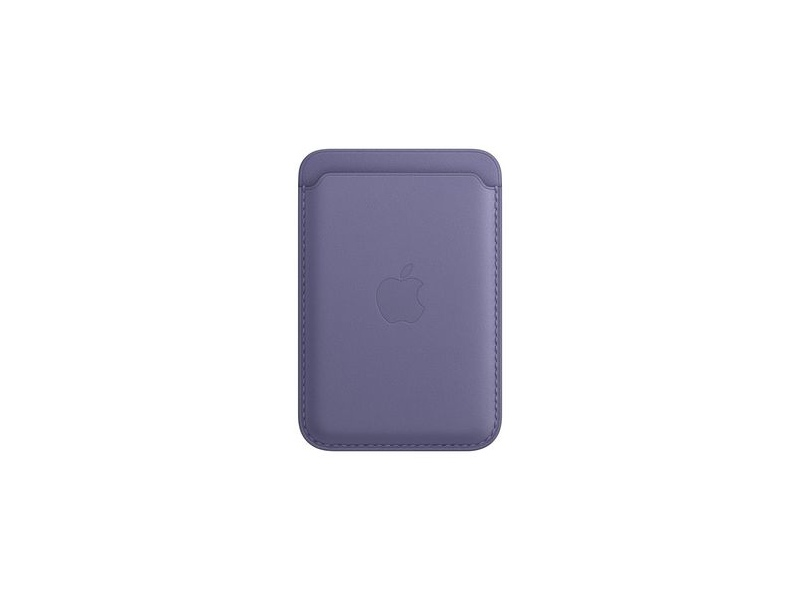 Apple iPhone Leather Wallet with MagSafe Wisteria