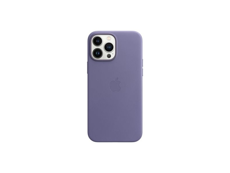 Apple iPhone 13 Pro Max Leather Case with MagSafe Wisteria