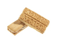 Officeworks Arnotts Arnott's Shortbread Cream and Scotch Finger Biscuits 150 Pack