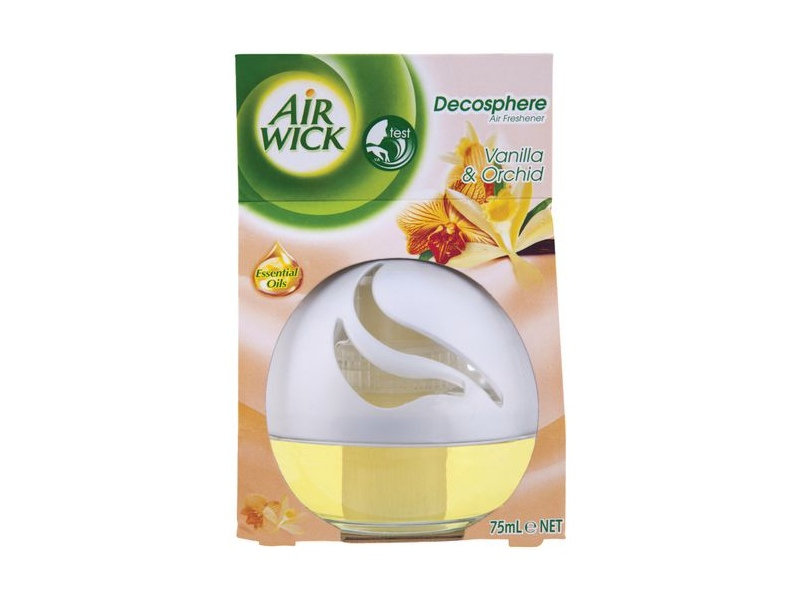 Air Wick Decosphere Vanilla and Orchid 75mL