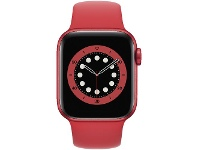 Officeworks Apple Watch Series 6 40mm GPS Red