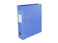 Officeworks Bantex A4 2 Ring Lever Arch Blueberry