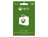 Officeworks Microsoft Xbox Live Gift Card $50