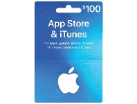 Officeworks Apple iTunes Gift Card $100