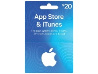 Officeworks Apple iTunes Gift Card $20