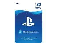 Officeworks Sony PlayStation Gift Card $30