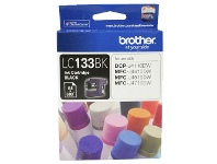 Brother LC 133 Ink Cartridge Black