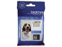 Officeworks Brother LC 3311 Ink Cartridge Cyan
