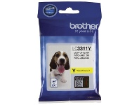Officeworks Brother LC 3311 Ink Cartridge Yellow