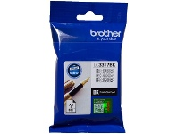 Officeworks Brother LC 3317 Ink Cartridge Black