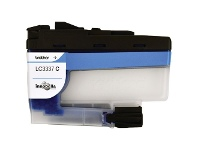Officeworks Brother LC 3337 Ink Cartridge Cyan